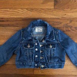 Polo Ralph Lauren Girl's Denim Jacket 2T